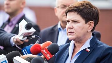 Premier: będą zmiany przepisów podatkowych w związku z usuwaniem skutków nawałnic