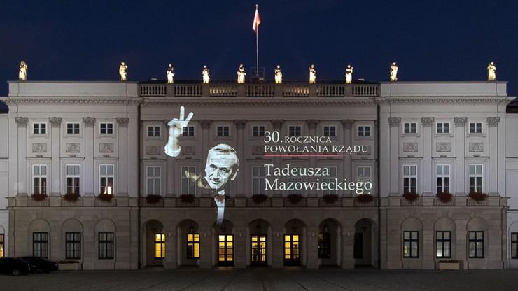 30 lat rządu Tadeusza Mazowieckiego. Jego reformy zmieniły Polskę
