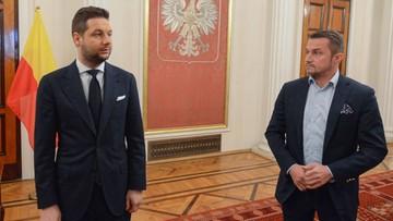 Guział: gwarantem dobrej współpracy z rządem jest Patryk Jaki, jako prezydent Warszawy