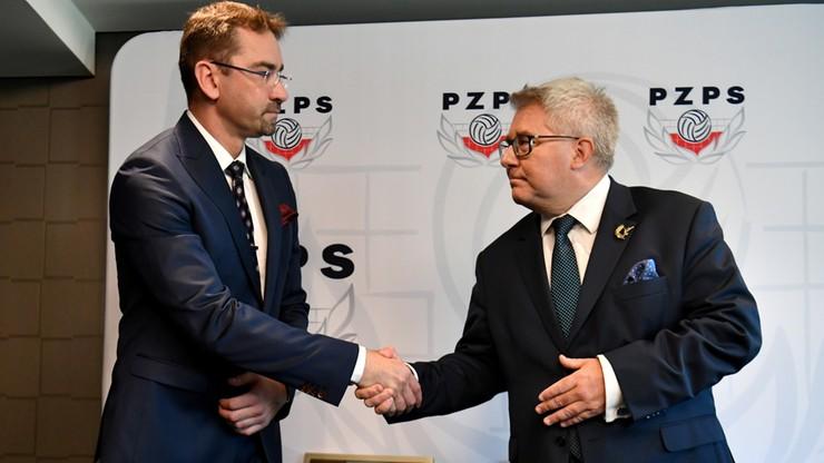 Ryszard Czarnecki zrezygnował z kandydowania na stanowisko prezesa Polskiego Związku Piłki Siatkowej