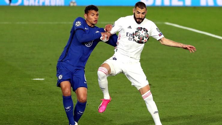 Liga Mistrzów: Chelsea - Real Madryt. Transmisja TV i stream online