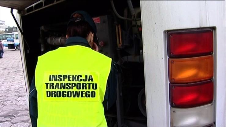 Kontrole inspekcji drogowej także w nocy. Rząd szykuje zmiany