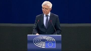 """""""Za politykę unijną w rządzie odpowiedzialny jest Ziobro"""""""