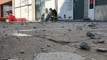 Trzęsienie ziemi ok. 200 km od wioski olimpijskiej. Ponad 20 osób rannych. Sportowcy bezpieczni