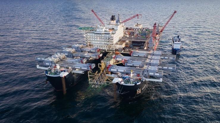 Prowokacje podczas budowy Nord Stream 2? Ma w nich brać udział polski samolot