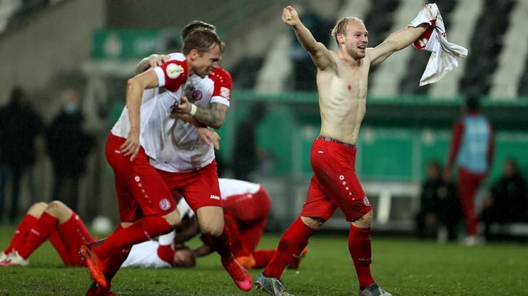 Sensacja w Pucharze Niemiec! Bayer Leverkusen odpadł z czwartoligowcem