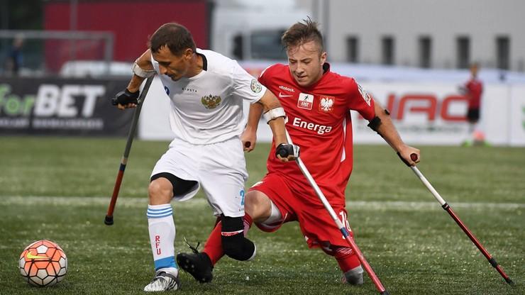 Reprezentacja w AMP futbolu zagra w Krakowie dwa mecze z Iralndią