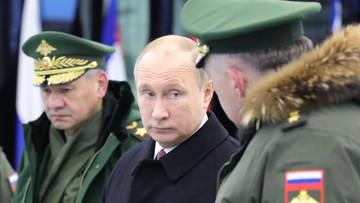 Putin: mamy prawo reagować na rozwój infrastruktury wojskowej, m.in. USA