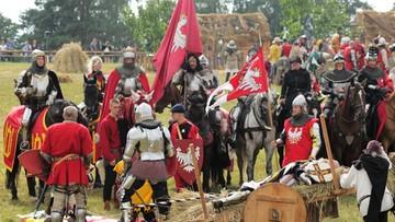 Polacy znowu pokonali Krzyżaków pod Grunwaldem