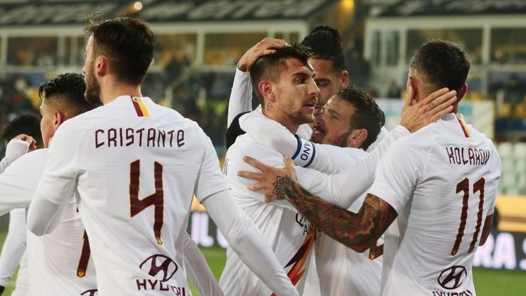 Puchar Włoch: Roma uzupełniła grono ćwierćfinalistów