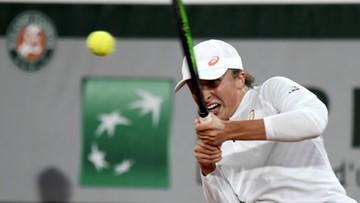 French Open: Iga Świątek w ćwierćfinale debla. Polka rozgrywa turniej życia