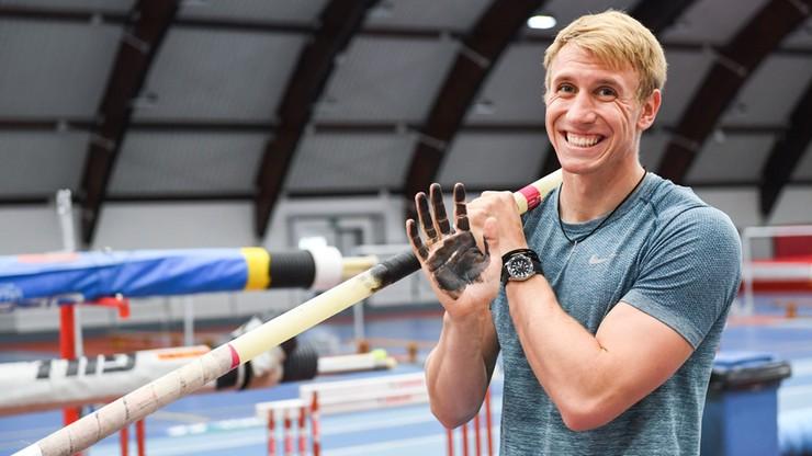 Lisek trenuje w Spale i marzy o medalu w Tokio (WIDEO)