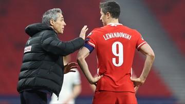 Lewandowski: Nie przypominam sobie takiej sytuacji
