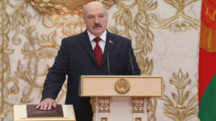 """Łukaszenka proponuje Zachodowi nowe otwarcie. """"Od czystej stronicy"""""""