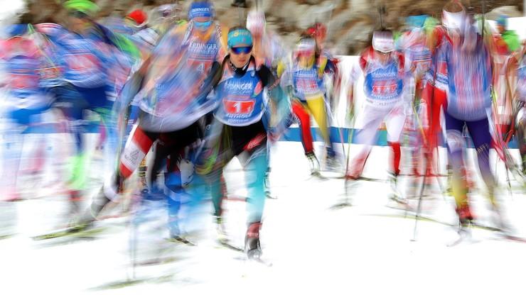 MŚ w biathlonie. Policja przeszukała pokoje Rosjan, w tym złotego medalisty