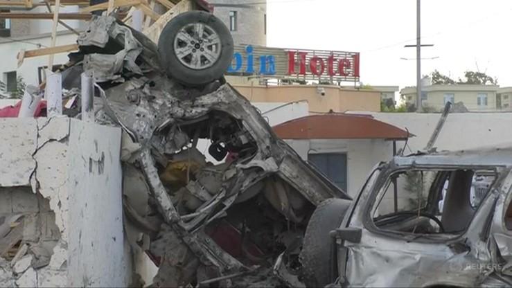 Zamachy w stolicy Somalii. Wielu zabitych i rannych