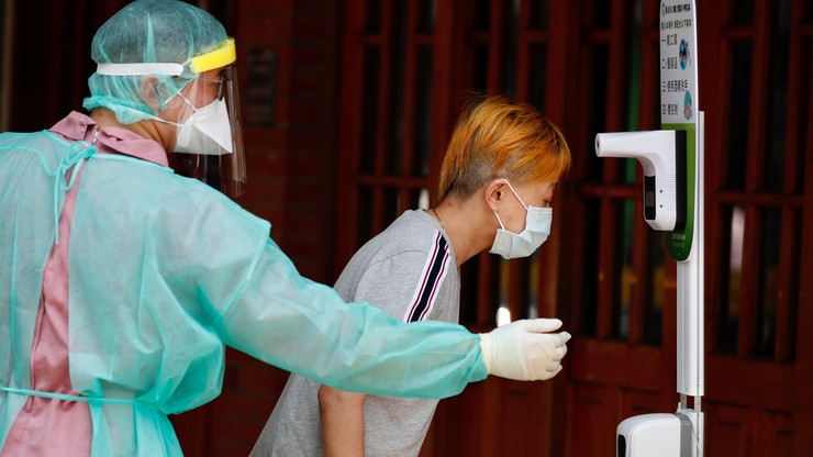 180 nowych zakażeń na Tajwanie. Władze zaostrzają restrykcje