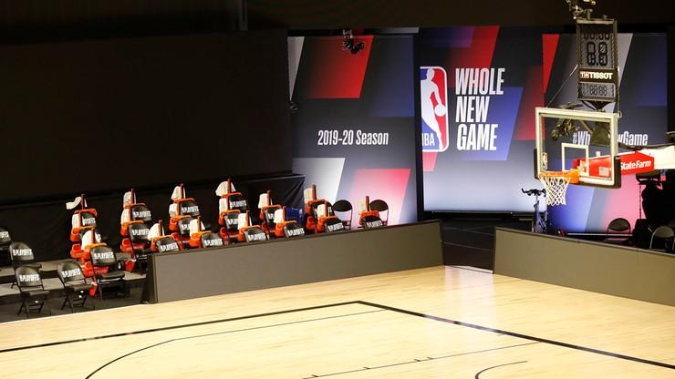 Gramy dalej! Kulisy bezprecedensowych 48 godzin w historii NBA