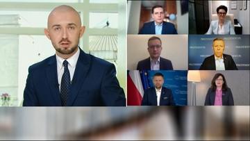 """""""Rząd nie przegrywa walki"""" kontra """"lockdown zabija"""""""