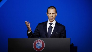 UEFA przełożyła mecze międzypaństwowe i europejskich pucharów