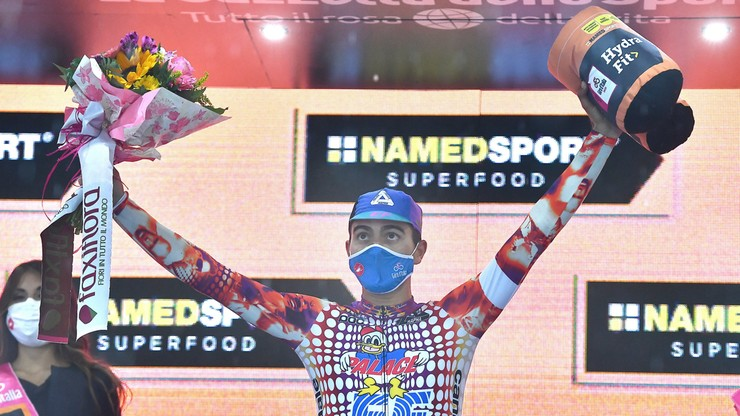 Giro d'Italia: Ruben Guerreiro najlepszy na dziewiątym etapie
