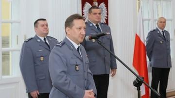 Insp. Robert Żebrowski nowym szefem stołecznej policji