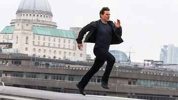 """Ethan Hunt zatrzymany przez koronawirusa. Wstrzymano zdjęcia do nowego """"Mission: Impossible"""""""