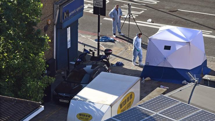 """""""Atak na Londyn i londyńczyków"""". Zatrzymany jest podejrzewany o próbę morderstwa"""