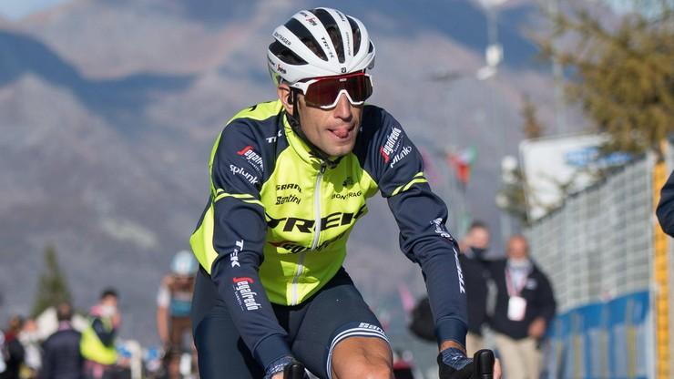 Vincenzo Nibali nie wystąpi w Giro d'Italia?