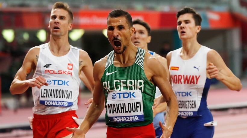 Tokio 2020: Taoufik Makhloufi nie wystartuje na igrzyskach