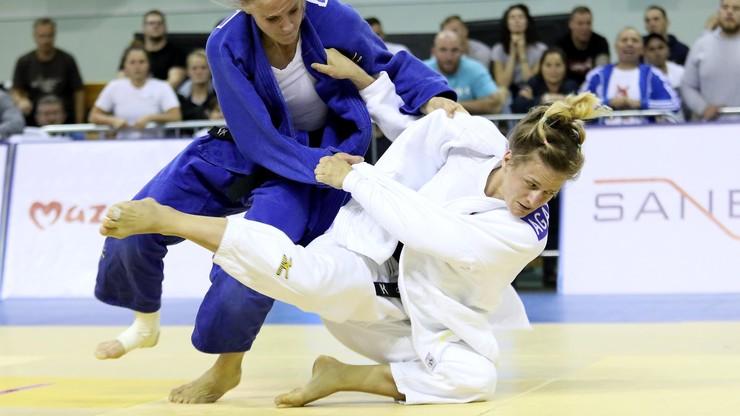 ME w judo: Agata Ozdoba-Błach bez medalu w Lizbonie