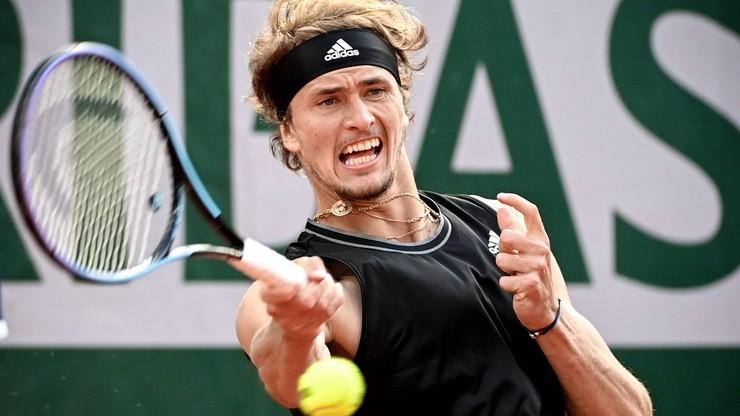 Roland Garros: Zverev - Tsitsipas. Relacja na żywo