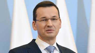 Morawiecki: deficyt nie przekroczy w 2017 roku 3 proc. PKB. Zapowiedział też zwolnienia z opłat ZUS