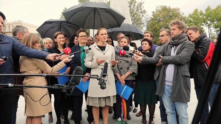 Lubnauer i Nowacka chcą zmobilizować więcej Polek do udziału w wyborach