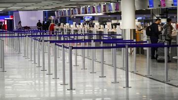 """Strajki ostrzegawcze na ośmiu niemieckich lotniskach. """"Skutki akcji odczuje do 220 tys. pasażerów"""""""