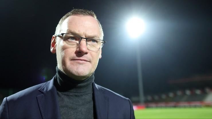 Miłosz Stępiński nie jest już trenerem kobiecej reprezentacji piłkarskiej
