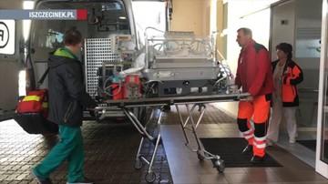 Szczecinek: zakrwawiony noworodek znaleziony przy śmietniku