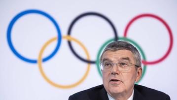 Tokio 2020. Bach: Co najmniej 75 procent osób w wiosce olimpijskiej będzie zaszczepionych