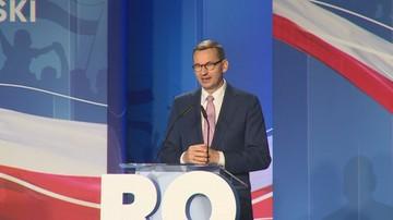 Morawiecki przedstawił pakt dla przedsiębiorców. 500 zł ulgi w ZUS dla małych firm