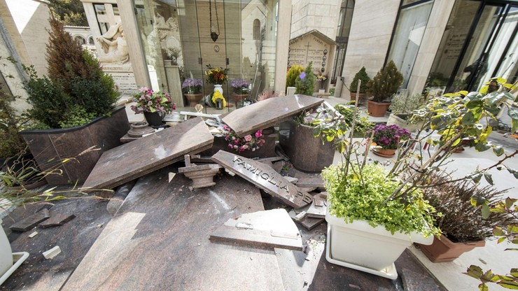 Ambasada RP odradza wyjazdy do środkowych Włoch. Przez ostatnie trzęsienia ziemi