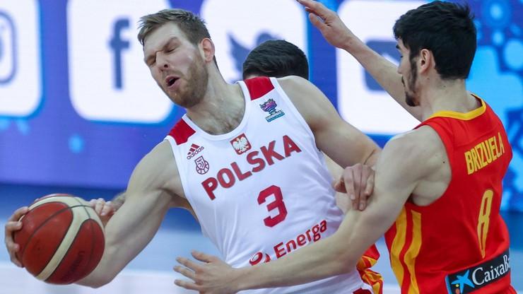 Ranking FIBA mężczyzn: Polska nadal na 13. miejscu