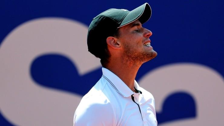 ATP w Barcelonie: Thiem pokonany w ćwierćfinale przez Tsitsipasa