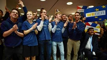Exit poll: chadecja wygrywa eurowybory w Niemczech