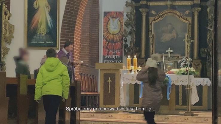 Prokuratura prowadzi postępowanie w sprawie księdza Olejniczaka