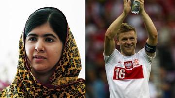 Noblistka i piłkarz wśród nowych kawalerów Orderu Uśmiechu