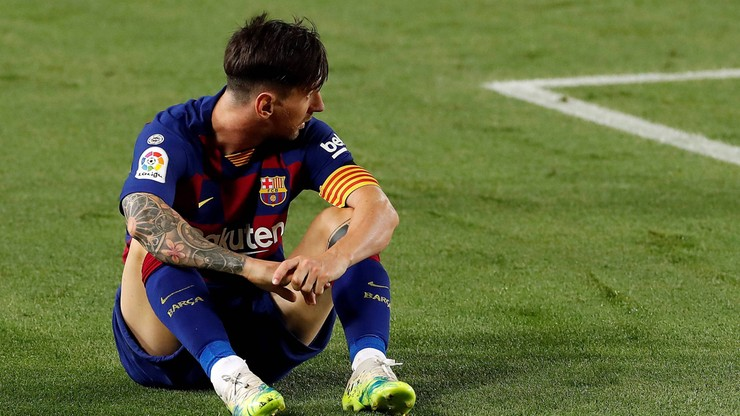 Jest przełom! Leo Messi trenował z Barceloną