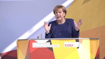 """""""Wyrobiła sobie wizerunek matki narodu, któremu Niemcy zaufali"""". Fenomen Angeli Merkel"""