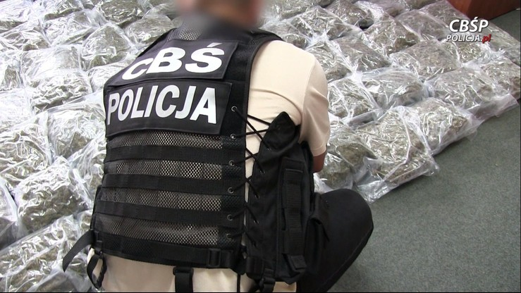 Zamiast dilerów zastał policjantów CBŚP. 34-latek wpadł w zasadzkę