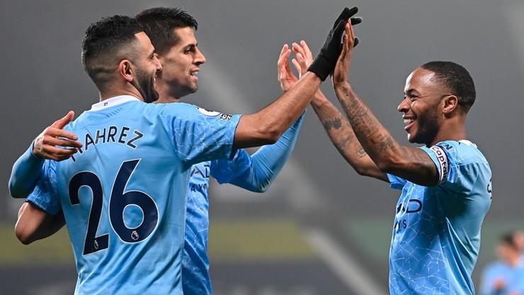 Manchester City odzyskał prowadzenie w Premier League. Drużyna Kamila Grosickiego rozbita