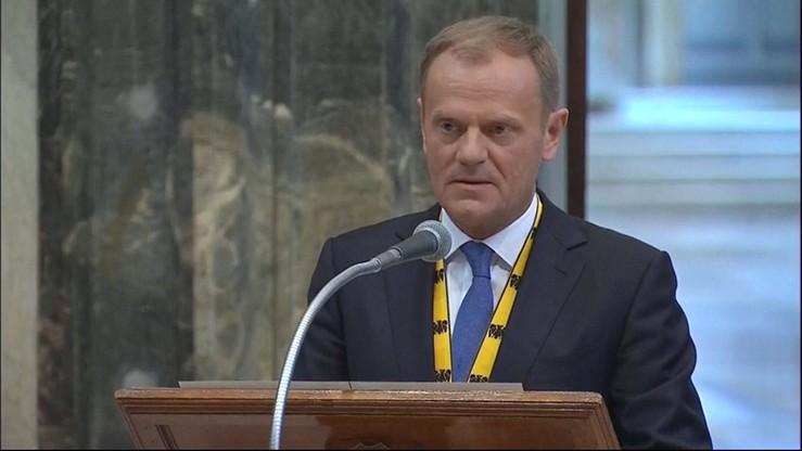Tusk zapewnia papieża: Polska pozostanie w Europie